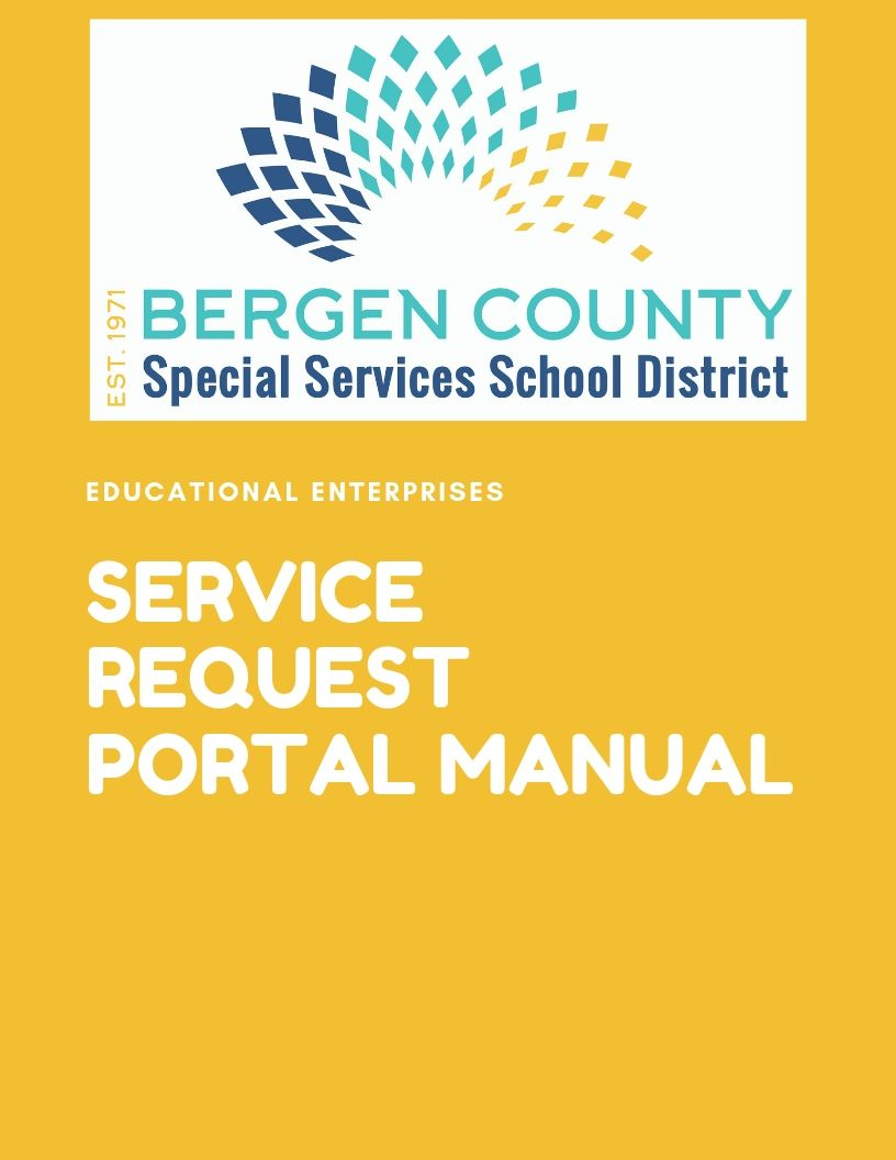 service request manual image