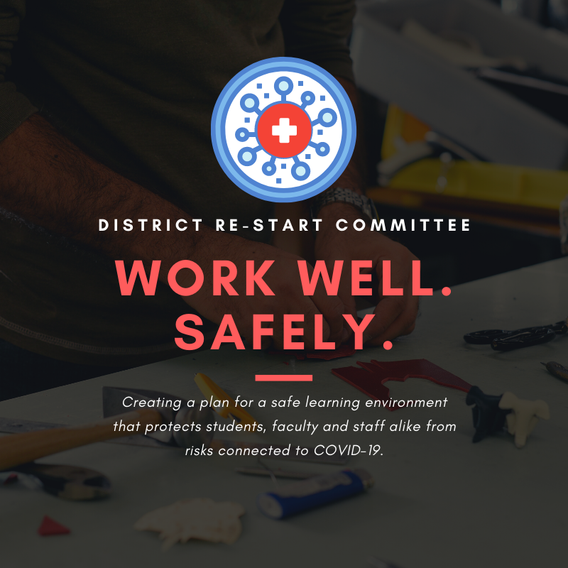 District re-start committee