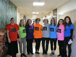 Happy Halloween from Nova & Visions M & M s!!