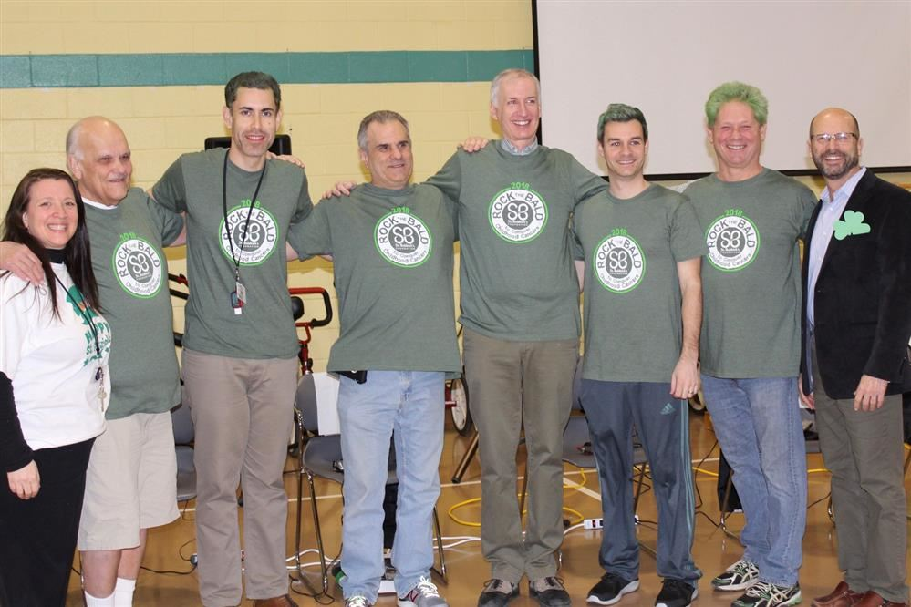 Fundraising Event for the St. Baldrick Foundation
