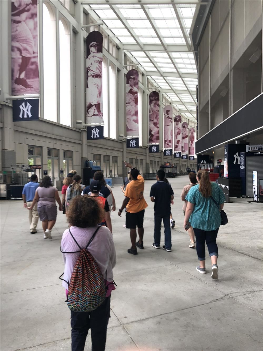 Yankee Stadium Tour