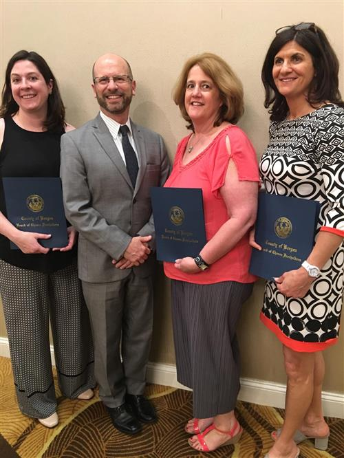 Teacher/Educational Services Professionals Recognition Program Honorees