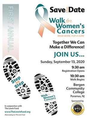 Walk for Women's Cancers