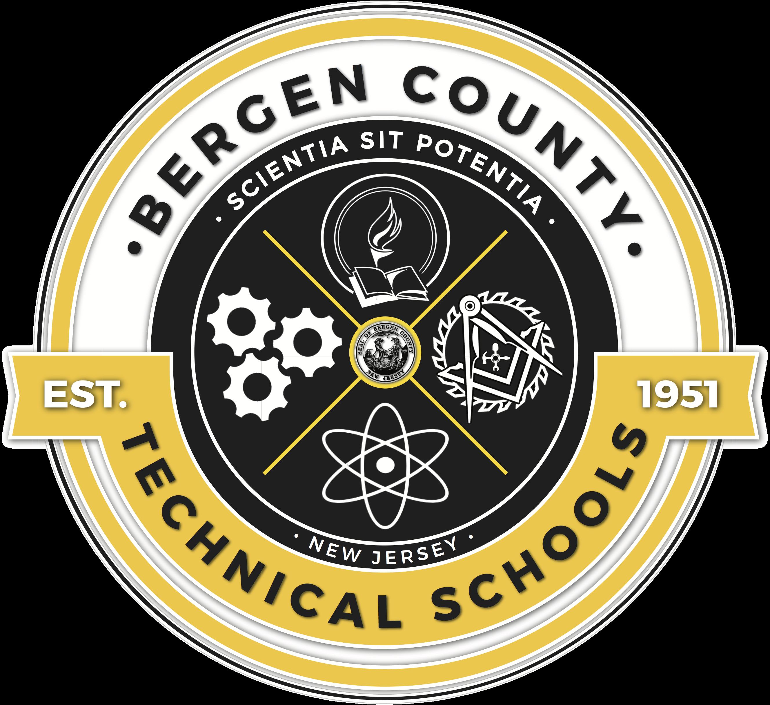 Bergen County Technical Schools logo